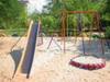 В Долгопрудном за лето построили восемь детских площадок