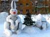 В Долгопрудном начался конкурс новогоднего оформления дворов
