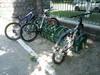 В Долгопрудном около школ появятся велопарковки
