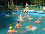 В Подмосковье 30% бассейнов, установленных в детских лагерях, не прошли проверку