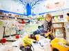 В Долгопрудном «Детский мир» открыл первый в городе магазин